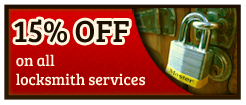 San Bruno Locksmith coupon